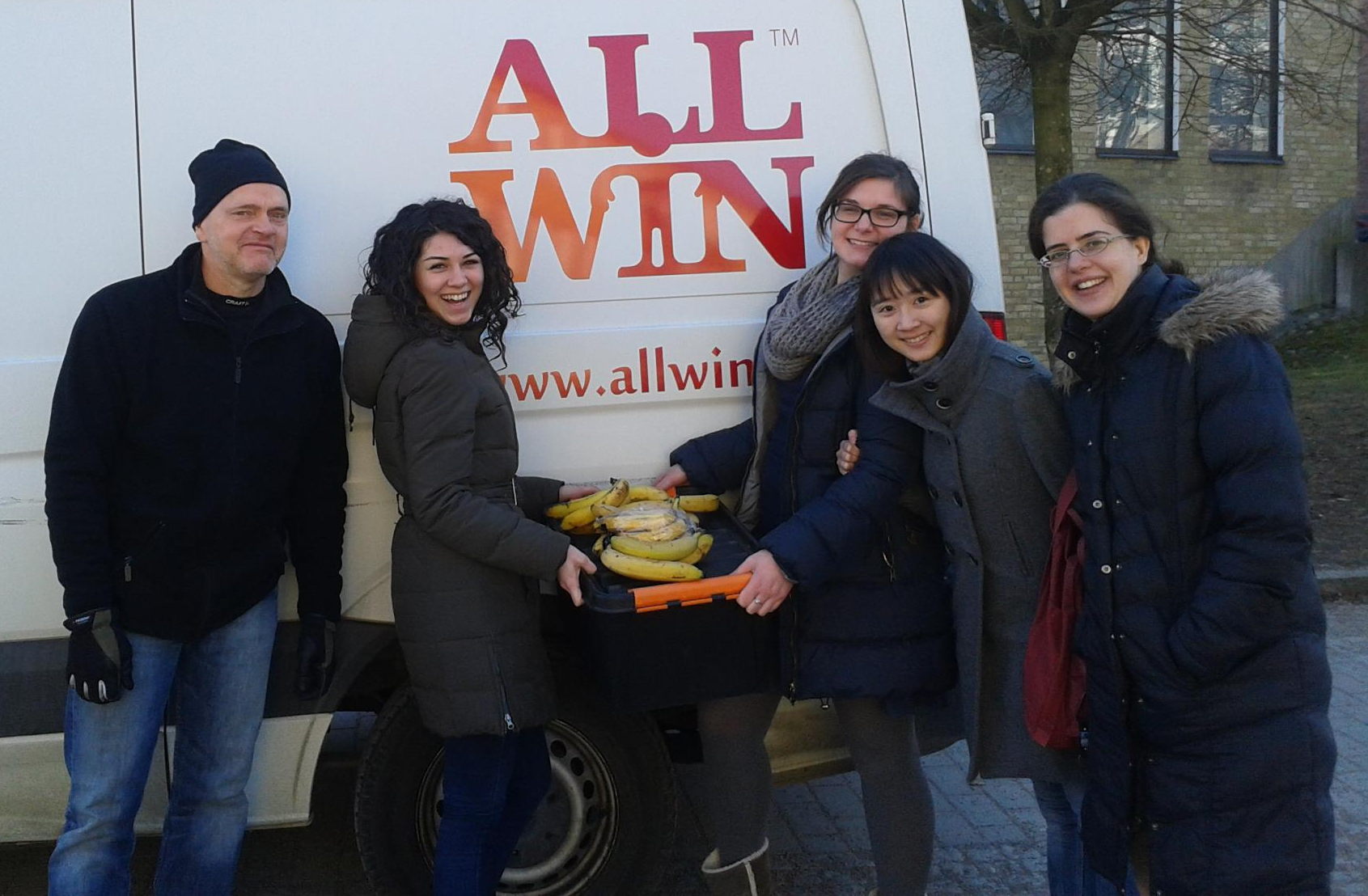 CSS' food project collaborates with AllWin